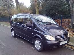 2004 mercedes vito 115cdi compact diesel 7 seater mpv people
