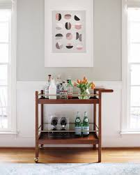 west elm mid century bar cart copycatchic