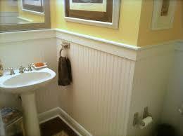 cool bathroom with beadboard 145 bathroom renovation with