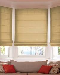Thermal Lined Roman Blinds Thermal Lining Roman Blinds Online Blindsuk