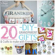 handmade grandparent gifts 20 grandparent gifts crafts to make with grandkids the soccer