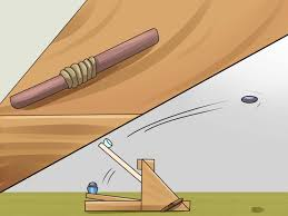 how to build a strong catapult with pictures wikihow