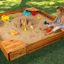 kidkraft backyard sandbox toys
