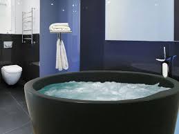 Round Bathtub Rhondamay Luxury Freestanding Round Natural Stone Bathtub