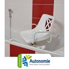 siege de bain pivotant siège de bain pivotant autonomie