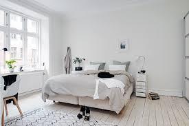 Light Grey Bedroom Walls by Bedroom Minimalist Scandinavian Style Bedroom Beige Linen Bedding