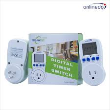 Comforday Digital Timer 7 Day by Woods 50015wd Outdoor 7day Heavy Duty Digital Plugin Timer 2