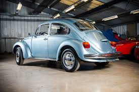 silverstone auctions offer a rather special 1974 volkswagen beetle