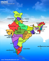 Map Of India by Maps Of India Big Political Maps Of India