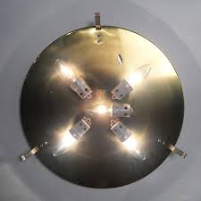 stunning bubble glass ceiling light home u2014 room decors and design
