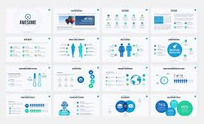 60 beautiful premium powerpoint presentation templates design