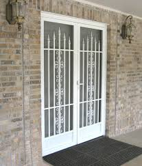 Decorative Screen Doors Security Screen Doors 3 Ways To Protect Your Home Pca Products