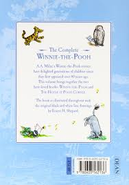 the complete winnie the pooh collection winnie the pooh classic
