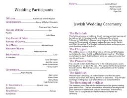 wedding program formats wedding program template in word and pdf formats page 2 of 3