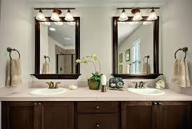 Bathroom Mirrors At Home Depot Framed Bathroom Mirror Exle Of A Bathroom Design In Framed