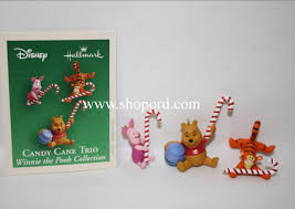 hallmark 2004 trio disney winnie the pooh collection