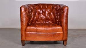 Orange Leather Chair Orange Leather Barrel Chairs Swivel Leather Barrel Chairs