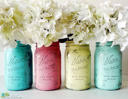 summer mason jars u2013 beach blues