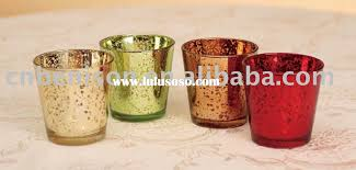 Unique Home Decor Accessories Decorating Charming Mercury Glass Candle Holders For Home