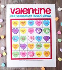 valentines bingo 9 sets of free printable bingo cards
