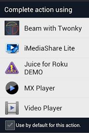 android change default app how to change default launch app on galaxy s3 s4 nexus 7