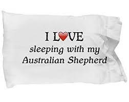 australian shepherd gifts shepherd pillow etsy