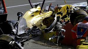 f1 magnussen cleared to race at monza after belgium crash