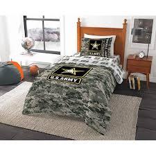 Army Bed Set U S Army Camo Bedding Comforter Walmart Mucho