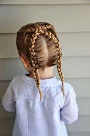 Festliche Frisuren Lange Haare Kinder by 73 Besten Flechtfrisuren Für Mädchen Bilder Auf