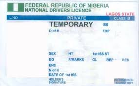 controversy around driver u0027s licence rages in lagos vanguard news