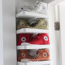 ikea shoe storage popsugar home