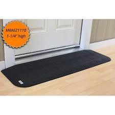safepath ez edge transition rubber threshold r portable rs