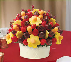edible fruit arrangements chicago berry chocolate bouquet just for my from another