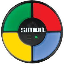 amazon com simon electronic memory game toys u0026 games