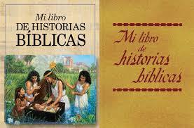 Mis Libros Historias De La Historia | mi libro de historias bíblicas historia no 1 dios empieza las