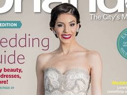 wedding magazines free by mail free wedding magazines by mail australia chic wedding magazines