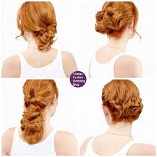 hairstyles i can do myself wedding hairstyles and accessories so simple you can diy
