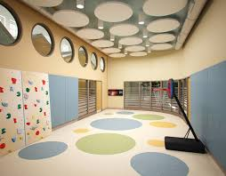 the center for autism and the developing brain design interior