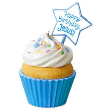 happy birthday jesus birthday cupcake musical ornament keepsake