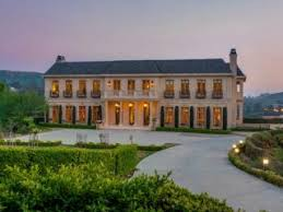 French Chateau Style Luxury Homes French Style Beverly Hills Mansion Listed For 37 5