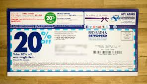 Bed Bath N Beyond Coupon Postcard Marketing Example Bed Bath And Beyond U0027s Postcard Is So