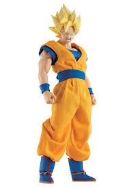 dragon ball dod goku super saiyan megahouse