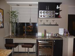 Building A Bar With Kitchen Cabinets Kitchen Small Design With Breakfast Bar Nook Baby Industrial