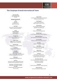 2014 employer branding global trends survey report by employer brand u2026