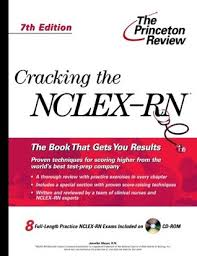 cracking the nclex rn with sample tests on cd rom 8th edition by