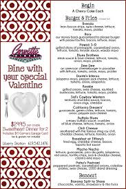 corvette diner menu prices meals for s day nbc 7 san diego