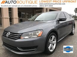 used volkswagen for sale jacksonville fl cargurus