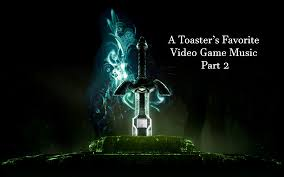 Space Toaster Font A Toaster Recommends Music My Favorite Video Game Music 2 Album