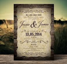 vintage wedding invitation wedding invitation card vintage template template