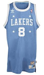 lakers light blue jersey amazon com kobe bryant los angeles lakers light blue throwback